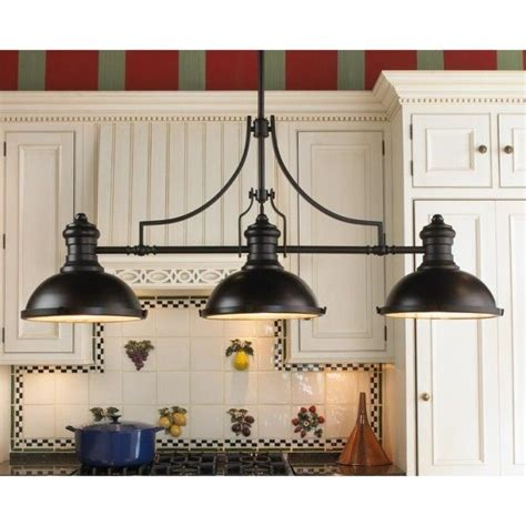 image of rustic kitchen chandeliers table also