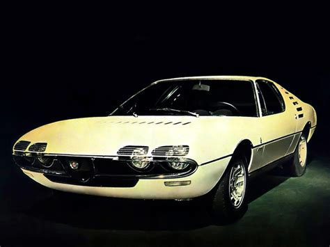 alfa romeo montreal concept alfa romeo montreal expo 1967 old concept cars
