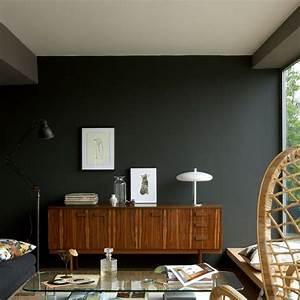 peinture salon 30 couleurs tendance pour repeindre le With couleur peinture mur exterieur 3 peinture dulux valentine brun cachemire couleur de l