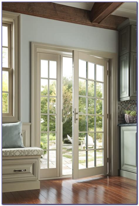 patio doors inswing vs outswing patios home