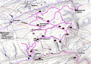 Jim Thorpe - Pocono Area Mountain Biking and Hiking Trails ...