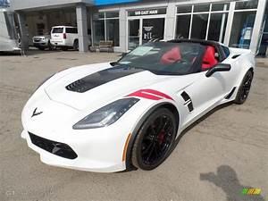 2017 Arctic White Chevrolet Corvette Grand Sport Coupe ...