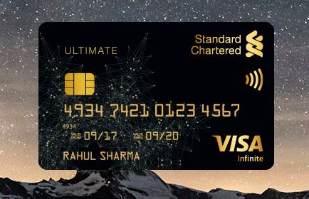 Credit card bills can be paid in cash at the nearest bank branch of standard chartered bank by paying processing fee. New Launch: Standard Chartered Ultimate Credit Card Review | CardExpert