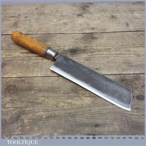 good vintage kindling wood chopper stick cutter