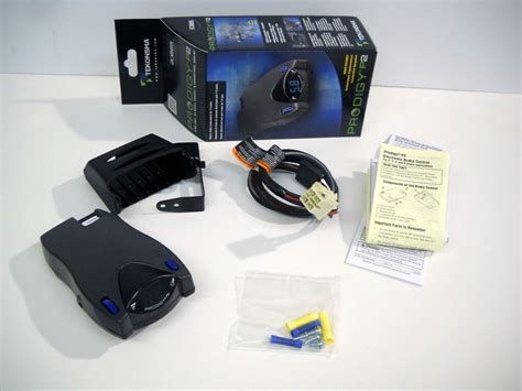 prodigy p electric trailer brake controller  wnew