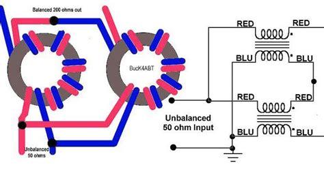 vr2xmq steve s af through shf 4 to 1 balun ham radio electricidad y electronica