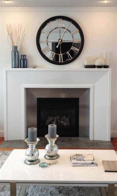 fireplace mantel decoration tips  ideas