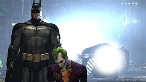 Batman Arkham Asylum  First Hour Review  The First Hour