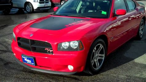 Best Priced 2006 Dodge Charger R/t Daytona Southern Maine