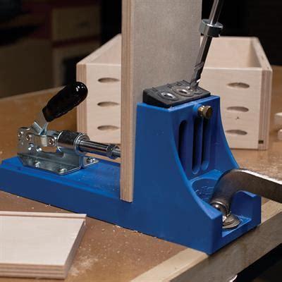 kreg micro pocket drill guide block kreg jig accessories