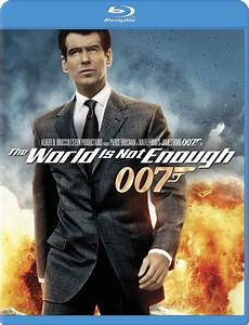 Film Review - THE WORLD IS NOT ENOUGH (1999)   STEVE ALDOUS