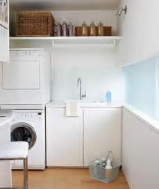 Compact Laundry Design Photo Gallery by 20 Small Laundry Room Ideas White And Clean Solutions