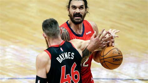 NBA: Steven Adams' Pelicans too good for Raptors in New ...