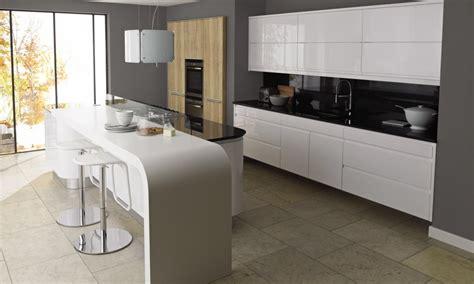 gloss kitchen ideas remo gloss white contemporary kitchen