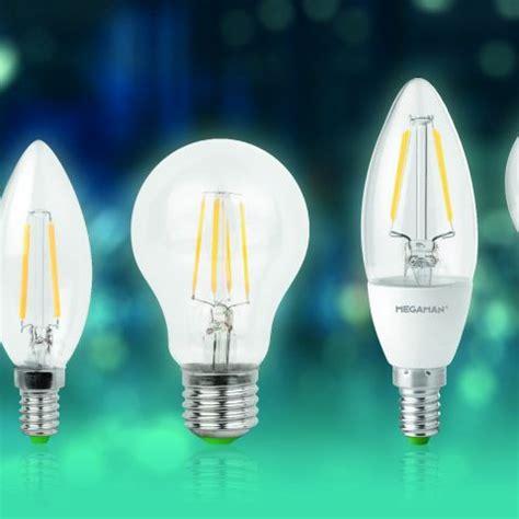 megaman adds led filament bulb and smart lighting