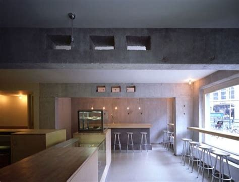 Minimalist Bar Design by 12 Best Images About Minimalist Coffee Shop Interiors On