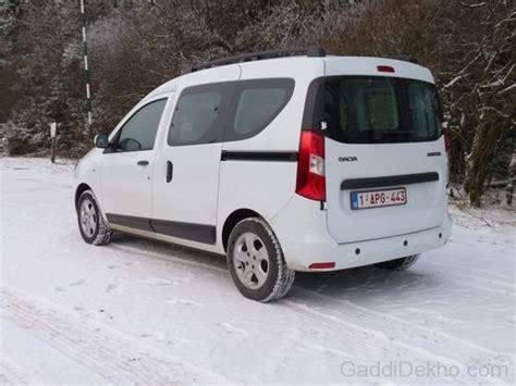 renault dokker white renault dokker in white color car pictures images