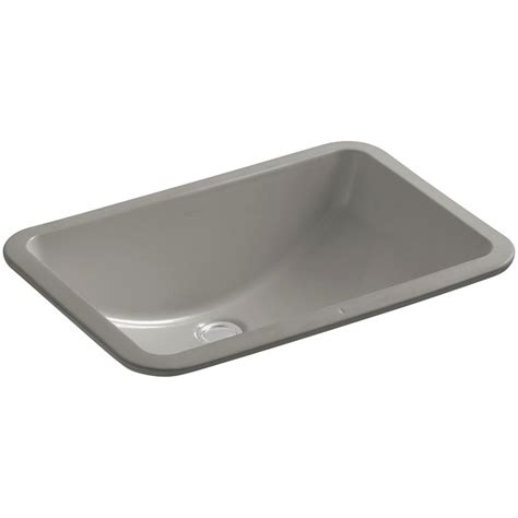Kohler Ladena Sink K 2214 by Kohler Ladena 20 7 8 Quot Undermount Bathroom Sink With Glazed