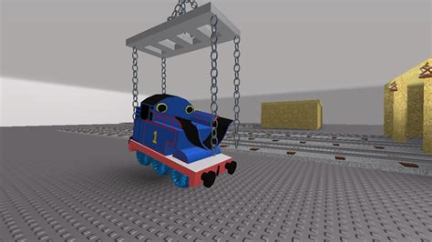 thomas  tank engine project   roblox
