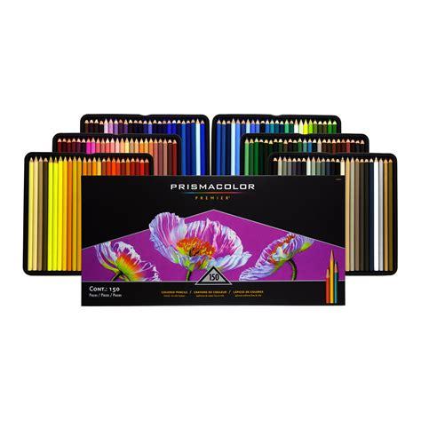 colored pencils prismacolor prismacolor premier colored pencils 150 set soft