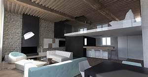 Duplex M Lyon S Belle Architecte Intrieur