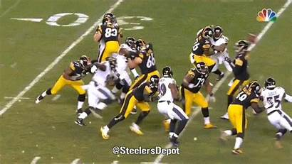 Steelers Ravens Taunting Williams Fined Vince Lb