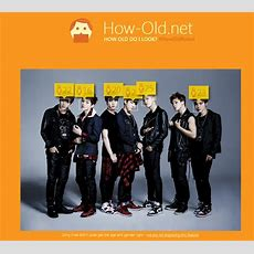 """""""howoldnet"""" Are Your Favourite Asian Pop Stars?  Sbs Popasia"""