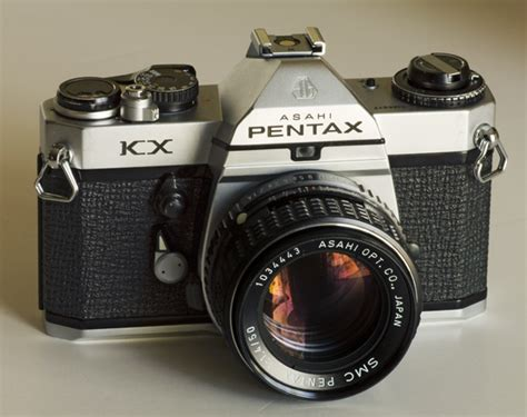 Pentax Serial Number Database Page 2