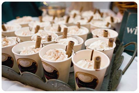 I Love You A Latte Coffee Themed Weddings In Philadelphia