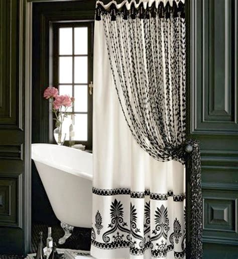 bathroom curtain ideas bathroom shower curtain ideas photos