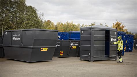Waste Management Waste Management Products And Equipment Fortum