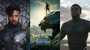 THE MOVIE ADDICT REVIEWS Black Panther (2018) NON SPOILER ...
