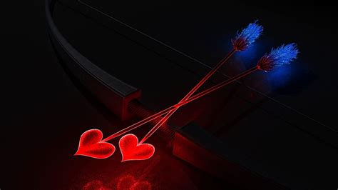 Flechas De San Valentín 3d
