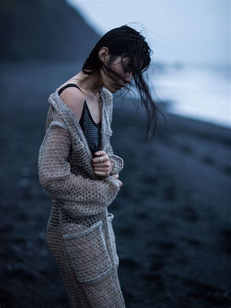 ming xi  gilles bensimon  vogue china january