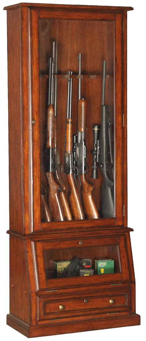 american furniture classics  gun slanted base cabinet fitness sports outdoor activities