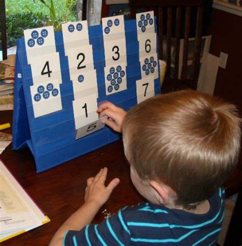 preschool math activities the happy home 937 | table chart