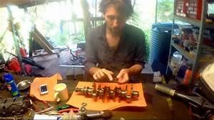 Changing The Crankshaft Oil Seals On A Yamaha 50hp Four