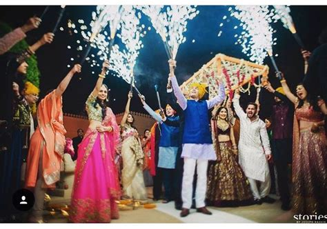 bride entrance idea indian weddings wedding ideas