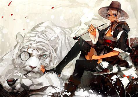 Anime Digital Wallpaper - animals 2 4 coolvibe digital artcoolvibe digital