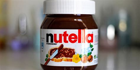 Nutella Nutrition Facts: What's Really In It | Openfit