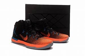2017 Air Jordan XXX1 Black Orange Blue Basketball Shoes ...
