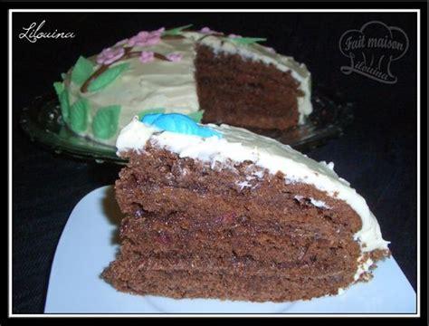 ganache framboise pour gateau pate a sucre g 226 teau fourr 233 chocolat framboises fait maison par lilouina