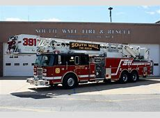 APPARATUS SOUTH WALL FIRE RESCUE
