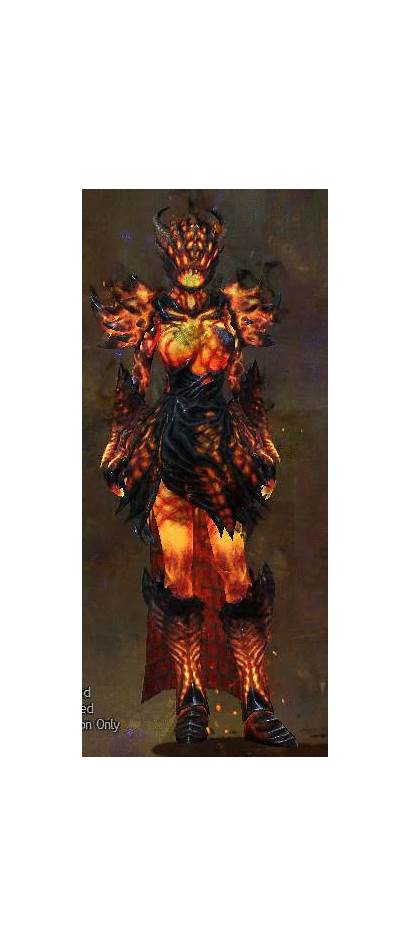 Armor Hellfire Gw2 Radiant Animated Female Chests