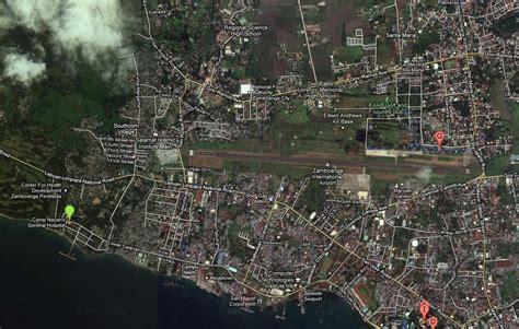 google map philippines zamboanga city