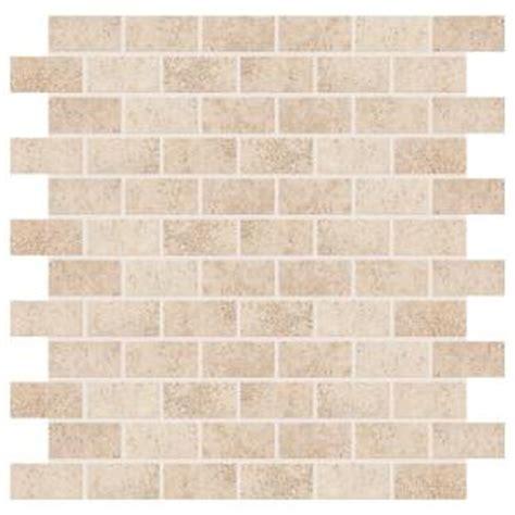 daltile briton bone        mm ceramic mosaic