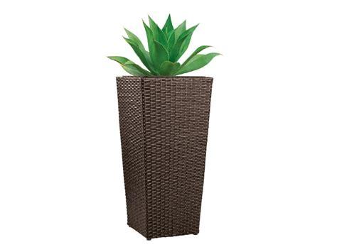 florabest wicker planter lidl great britain specials
