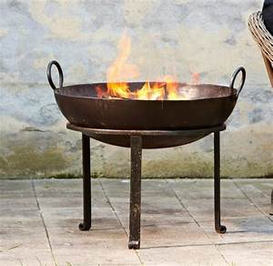 Feuerschale Für Garten : mysterium feuer feuerschale feuerkorb f r den garten design m bel ~ Markanthonyermac.com Haus und Dekorationen