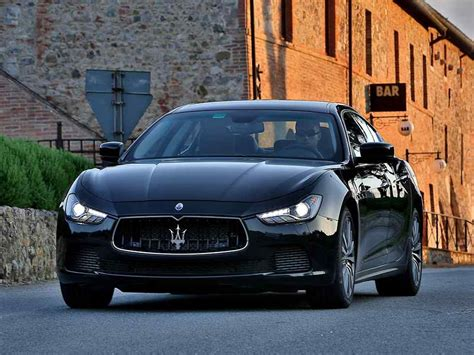 Report Fiat Chrysler Considering Alfa Romeo, Maserati