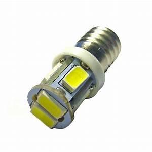 Ampoule Led 12 Volts Voiture : ampoule e p 10 6 leds blanches 6 volts led effect ~ Medecine-chirurgie-esthetiques.com Avis de Voitures